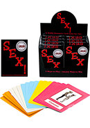 Sex! The Card Game
