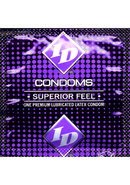 Id Superior Feel Condom (3 Pack)
