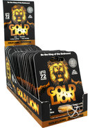Gold Lion Male Enhancement Pill 3000 Mg 24 Single Packs Per...