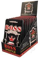 Boss Male Enhancer 1 Pill Per Pack 20 Packs Per Pop Counter...