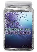 Wet Orinigal Water Based Lubricant 10 Millimeter Foils 36...