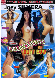 Delinquents On Butt Row Rr