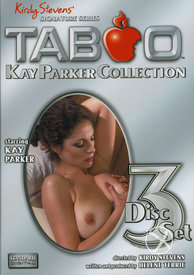 3pk Taboo Kay Parker Collection